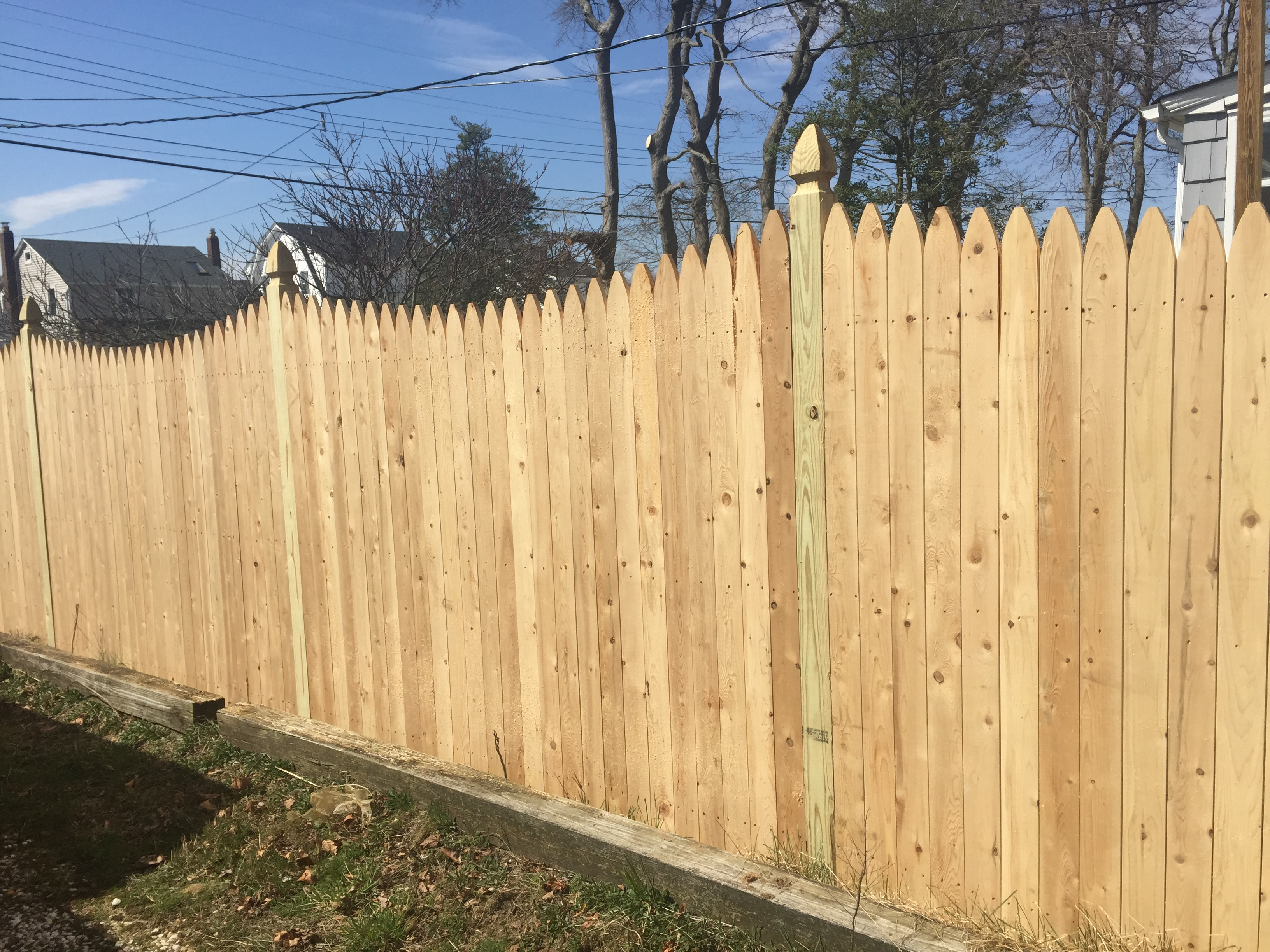 Wood Fence Installation Contractor Residential and mercial